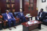 لقاء تفاكري بين جامعة السودان والبنك الدولي للأمم المتحدة للتكنولوجيا