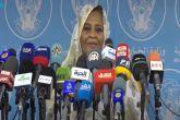 مريم الصادق:سياسة النظام المباد الخارجية اتسمت بالإضطراب والنظرة الأيدلوجية