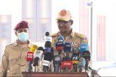 دقلو يشيد بالقوات النظامية في حفظ واستقرار السودان