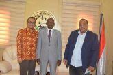 تعاون سوداني إندونيسي في مجال صادرات اللحوم وتوطين المنسوجات