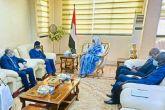 وزيرة الخارجية تلتقي الممثل السامي للاتحاد الافريقي لمنطقة القرن الافريقي