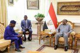 البرهان واوباسانجو يبحثان تعزيز الأمن في القرن الافريقي