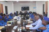 انعقاد اجتماع ادارة السجل المدني لمناقشةالعقبات التي تعترض سير العمل