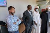 مفرح يصل العاصمة الأردنية عمان