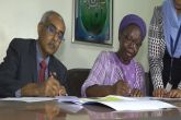 Partnership Agreement on Empowerment of Women at Level of Media Work Signed