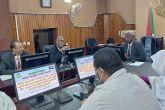 اجتماع مشترك بين الجهاز المركزي للإحصاءومجلس الوزراء بالجزيرة