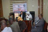 جامعة النيلين والسفارة الفرنسية تنظمان دورة تدريب القانونيين