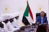 حمدوك يتعهد بتحقيق الأمن والاستقرار بولاية جنوب دارفور