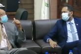 Cabinet Affairs Minister inspects health situation