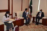 السودان وكوريا  يبحثان تبادل المصالح وامكانية الاستثمار في توليد الطاقة