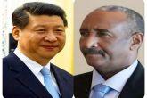 البرهان يبعث ببرقية تهنئة للرئيس الصيني بمناسبة العيد الوطني لبلاده