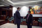 Hamdok receives World Bank Group President