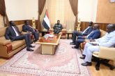 كباشي يشيد بدور رئيس حكومة الجنوب لتحقيق السلام في السودان
