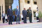 رئيس مجلس السيادة الإنتقالي يتسلم أوراق اعتماد سفير بريطانيا بالخرطوم