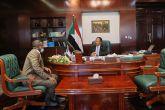حمدوك يطلع على نتائج زيارةوزير الشؤون الدينية والأوقاف لإيطاليا والاردن