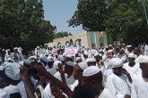 مسيرة لرعاة ولاية سنار تأييدا لقرار الوالي بمنع الزراعة بالغابات
