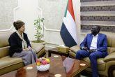 Tawer Receives Ambassador of Sweden