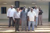 أبو القاسم يستقبل رئيساللجنة الأولمبية لدولة جنوب السودان