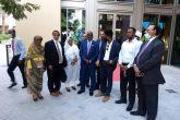 وزير المالية يشيد بجناح السودان في إكسبو 2020 دبي