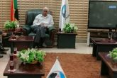 والي كسلا يبحث  اوجه التعاون مع  وبرنامج الامم المتحدة الانمائي