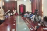 مؤتمر صحفي بوزارة الصحة والتنمية الاجتماعيةبشرق دارفور