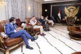 رئيس مجلس السيادة يؤكد حرصه والتزامه بدعم وإنجاح الفترة الانتقالية