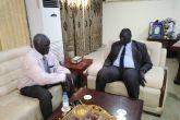 حاكم النيل الأزرق يستقبل ممثل مجلس الكنائس