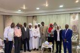 د.حمدوك يلتقي وفد مبادرة القوى المدنية بولاية البحر الأحمر