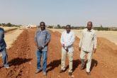 والي وسط دارفور يتفقد أعمال صيانة طريق نرتتي زالنجي