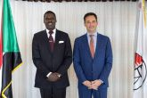 Minister of Justice Receives Deputy US Envoy for Horn of Africa
