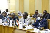 التعايشي يلتقي  المبعوث البريطاني الخاص للسودان وجنوب السودان