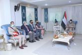 Daglo meets British Minister for African Affairs
