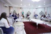Hamdouk Receives British Minister for Africa