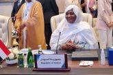 وزيرة الخارجية تشارك في  المؤتمر الدولي لدعم استقرار ليبيا
