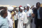 والي النيل الأبيض يجدد اهتمام حكومته بإنفاذ متطلبات إنسان الولاية